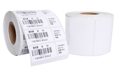 Barcode-Thermal-Transfer-Copper-Printing-Paper-Label-BLA0060-Series